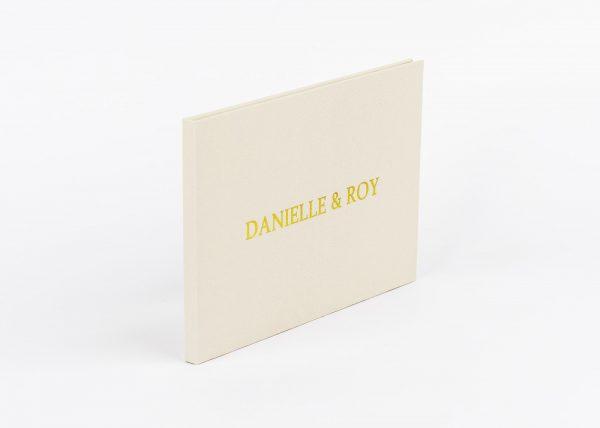 Custom Wedding Video Books - Personalized