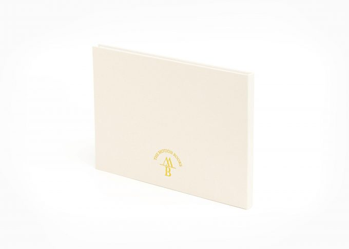 Wedding Video Books - Personalized - Back