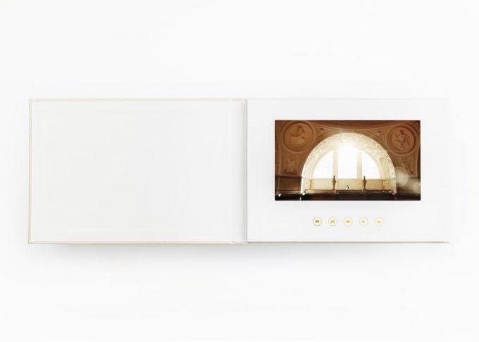 The Motion Books Wedding Video Books