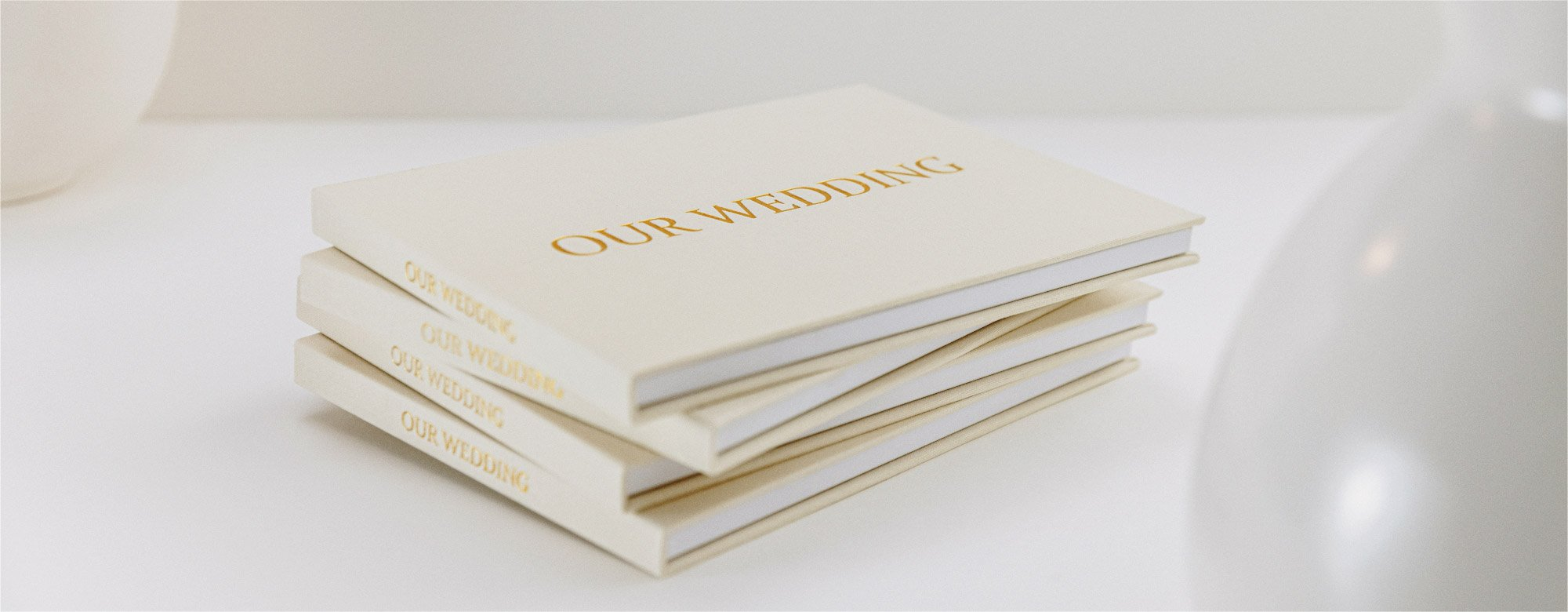 Wedding Video Book - Perfect Wedding Gift Idea - The Motion Books