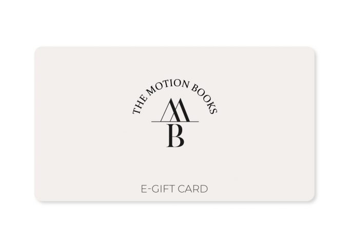 The Motion Books Gift Card
